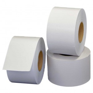 BK0369 Blank Linerless Labels  1030 X 1030