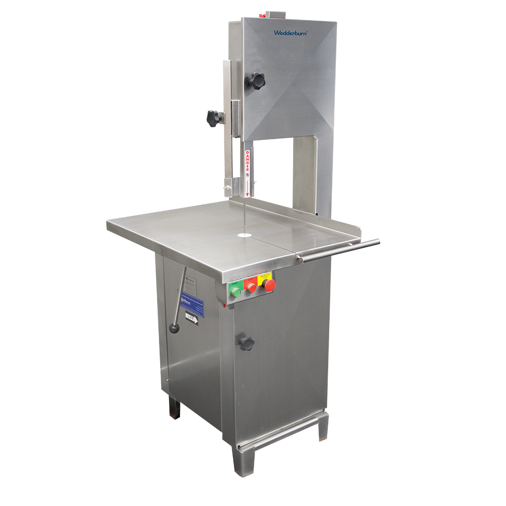 HTBARNESJR Junior Sized Meat Bandsaw