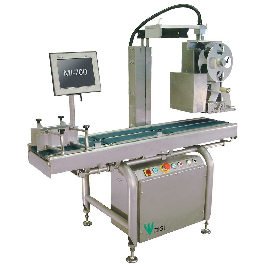 TSMI700 PC Based Weigh Labeller