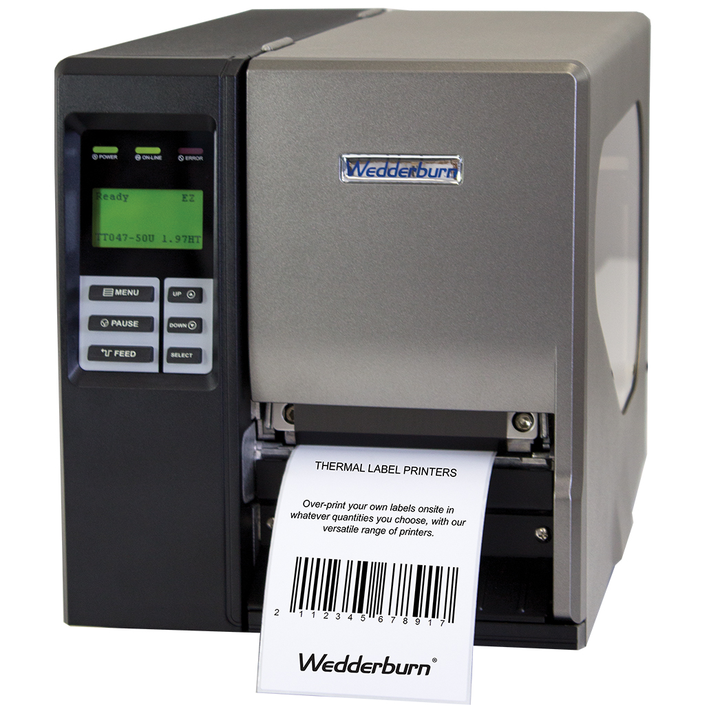 WTPT12414E Industrial Thermal Label Printer
