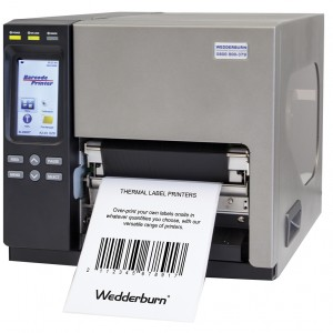 WTPT12612T Industrial Thermal Label Printer