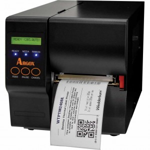 WTPTM2408E Industrial Thermal Label Printer