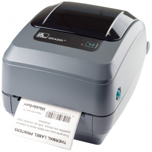 ZTGK420T Thermal Label Printer