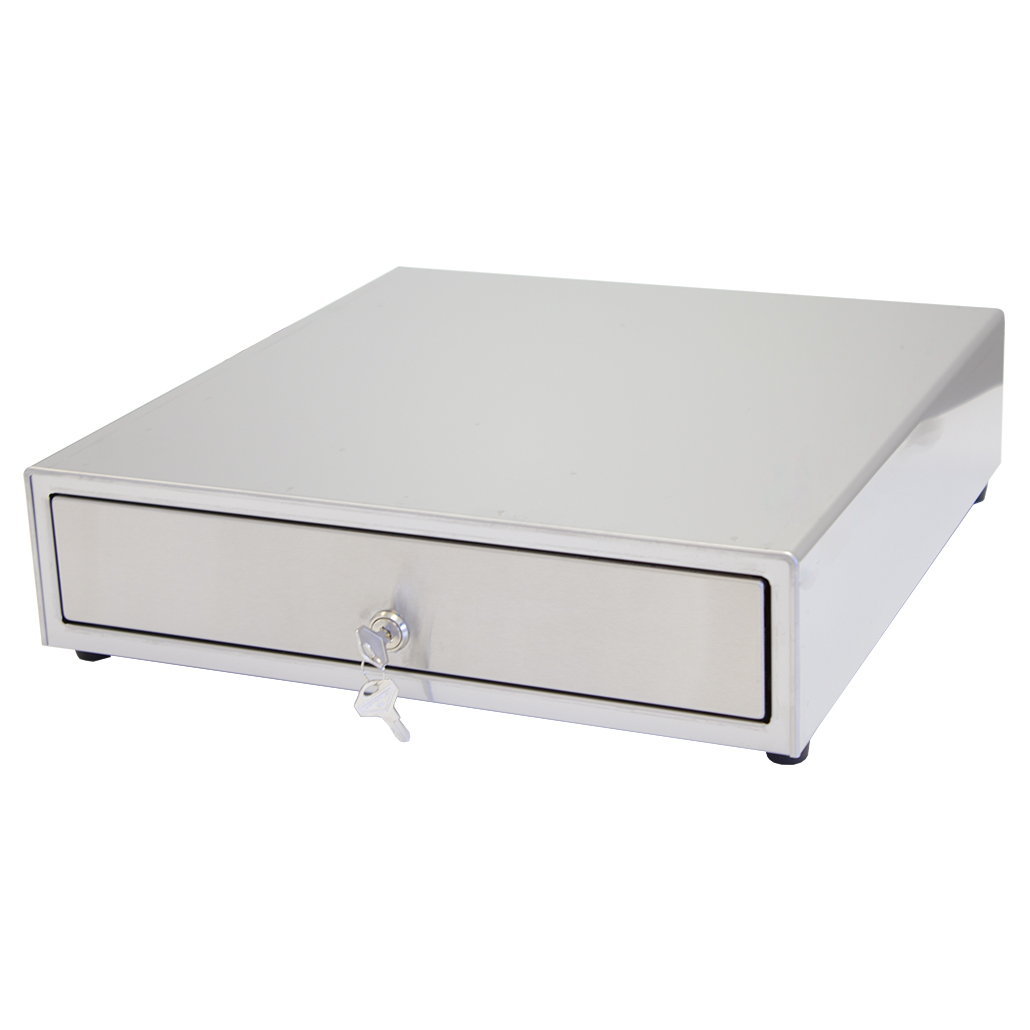 WSSSCD Stainless Steel Cash Drawer
