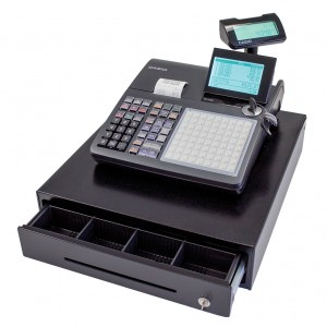 CRSEC450MCSTB Casio Cash Register