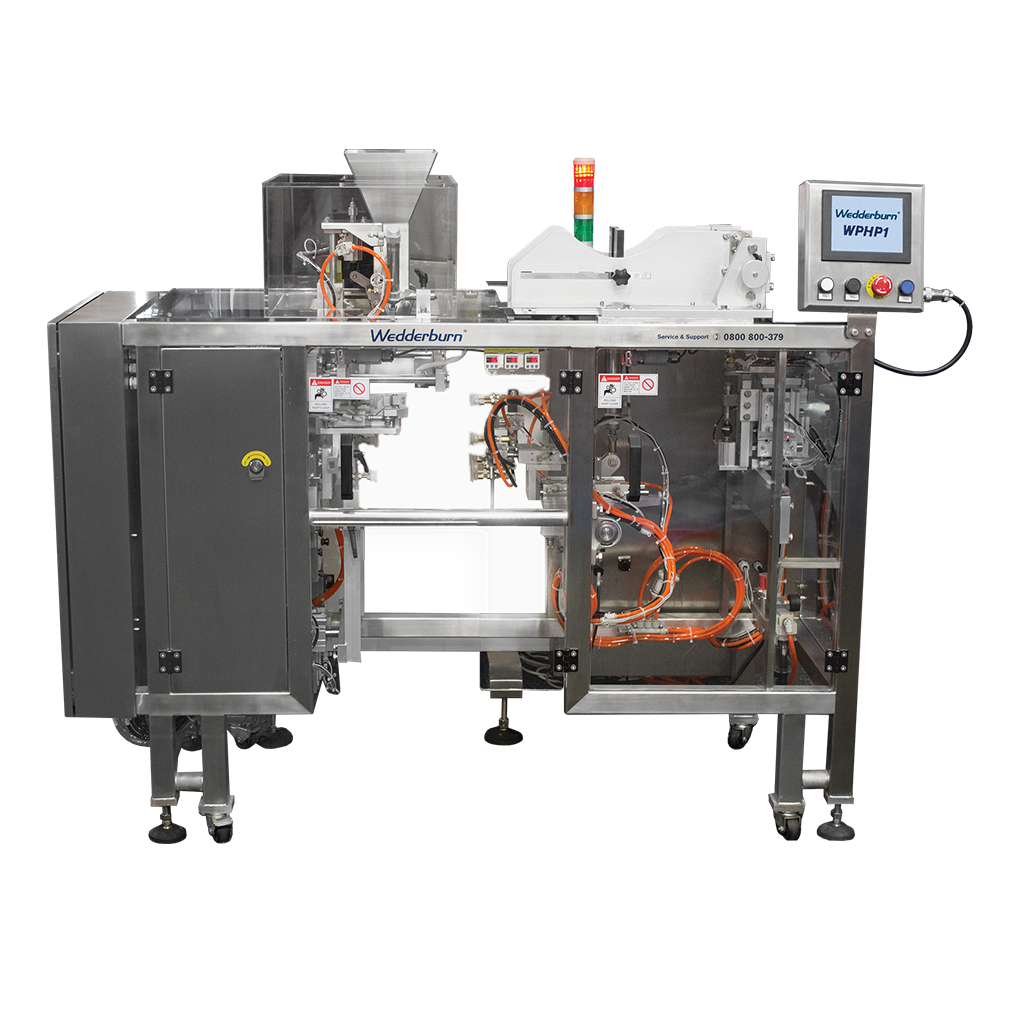WPHP1 Auto Pouch Bagging Machine