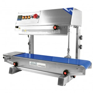 WSCBSV Continuous Band Sealer