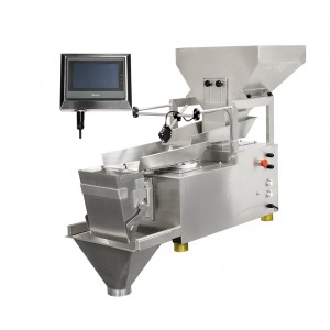 WLW Series Compact Triple Pan Linear Weigher