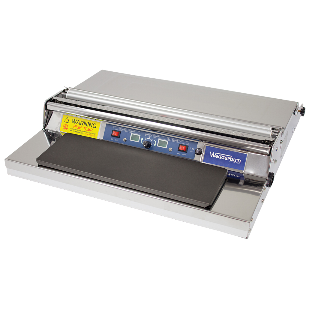 WFHW5008 Manual Benchtop Wrapper
