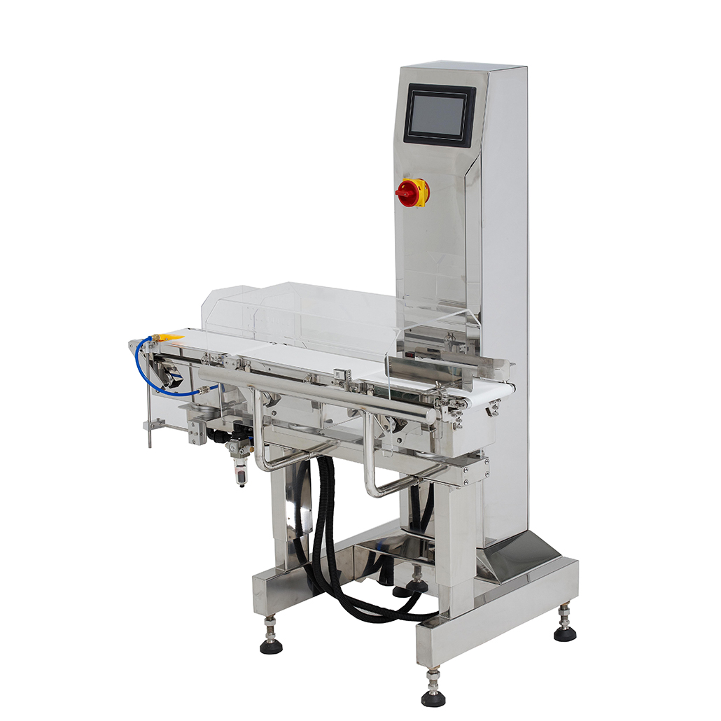 WCWM Series Industrial In Line Checkweighing System M150 vl