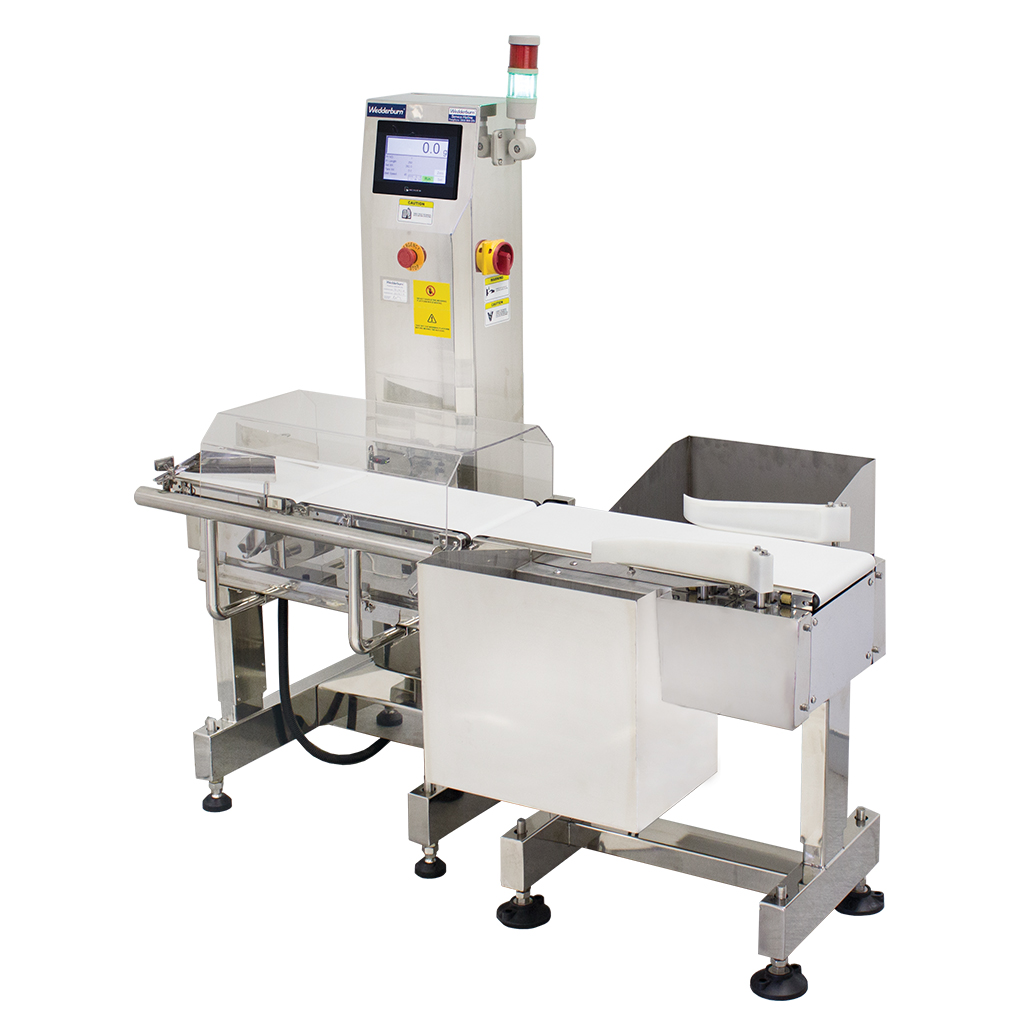 WCWM Series In Line Checkweighing System M220