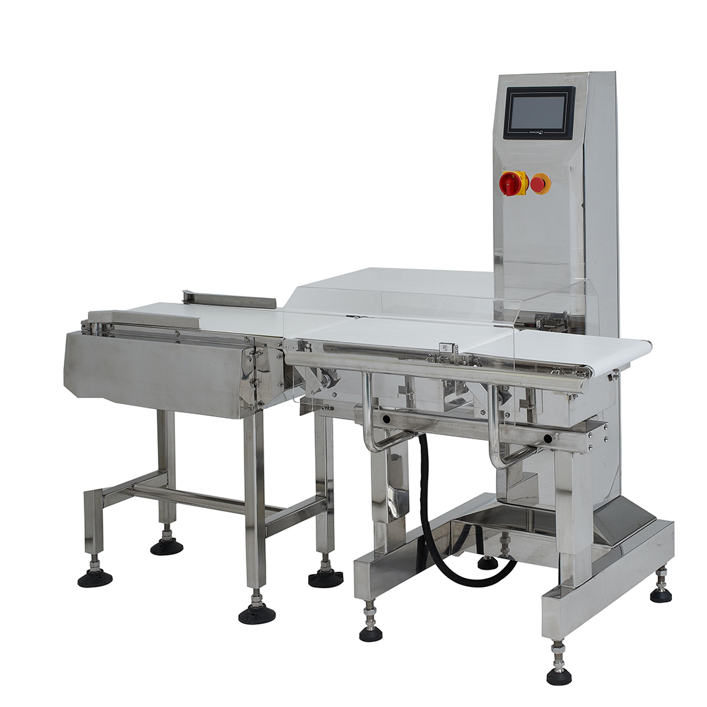 WCWM Series Industrial In Line Checkweighing System M300