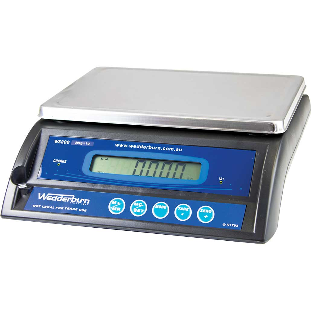 JAWS200 Digital Bench Scale