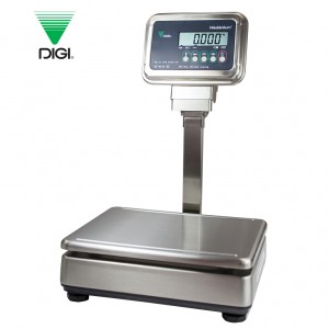 TSDS166SSWQ Digital Bench Scale vl Digi logo