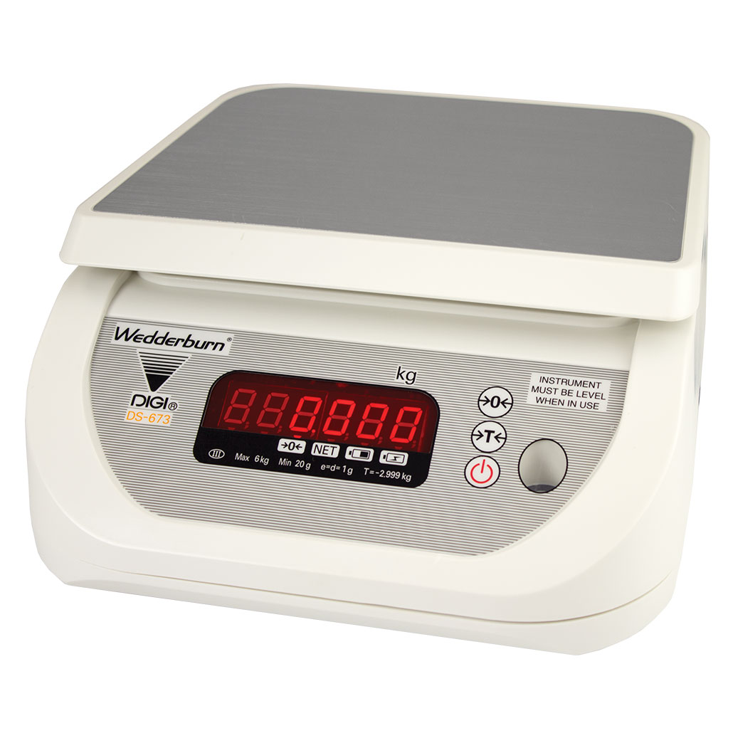 TSDS673 Digital Bench Scale