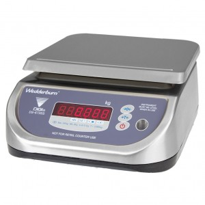 TSDS673SS Digital Bench Scale front