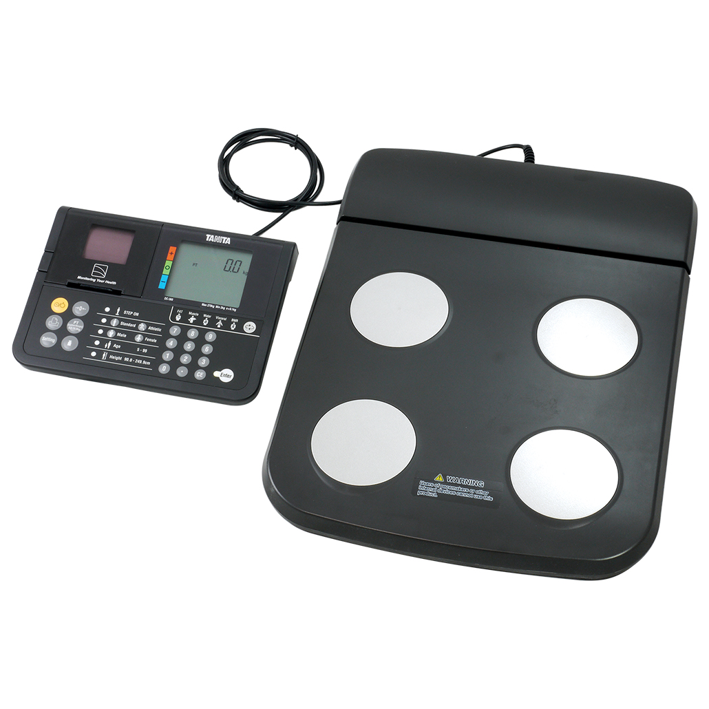 TIDC360S Tanita Body Comp Scale