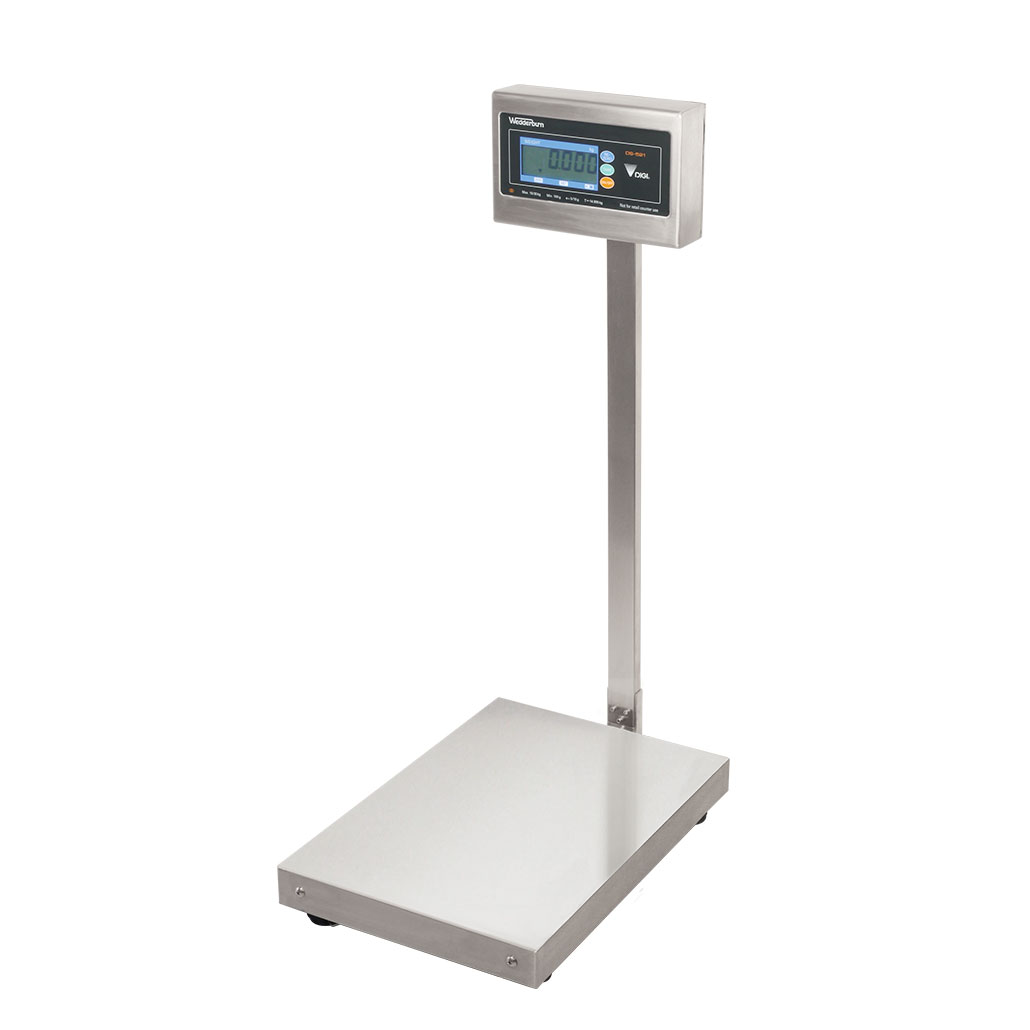 TSDS521QAS Platform Checkweigher Scale front