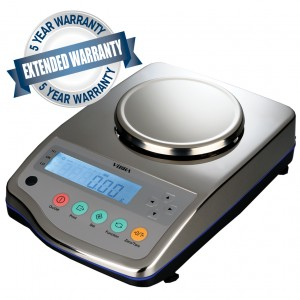 SDCJ Precision Balances 5 Yr Warranty