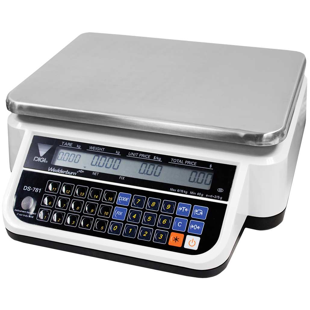 TSDS781TBR15K Price Computing Scale