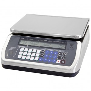 TSDS781TSSB15K Stainless Steel Price Computing Scale