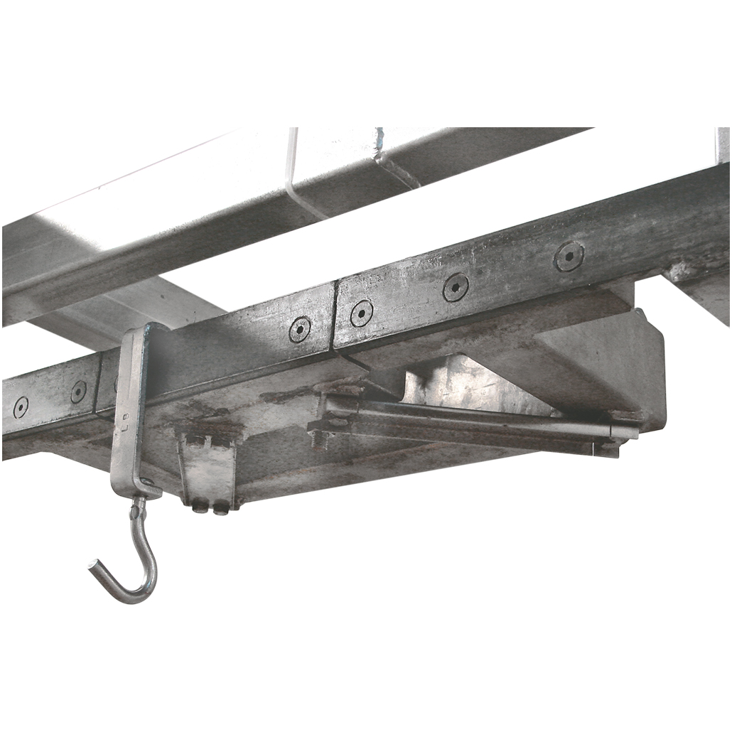 RS811 Overhead Rail Scale