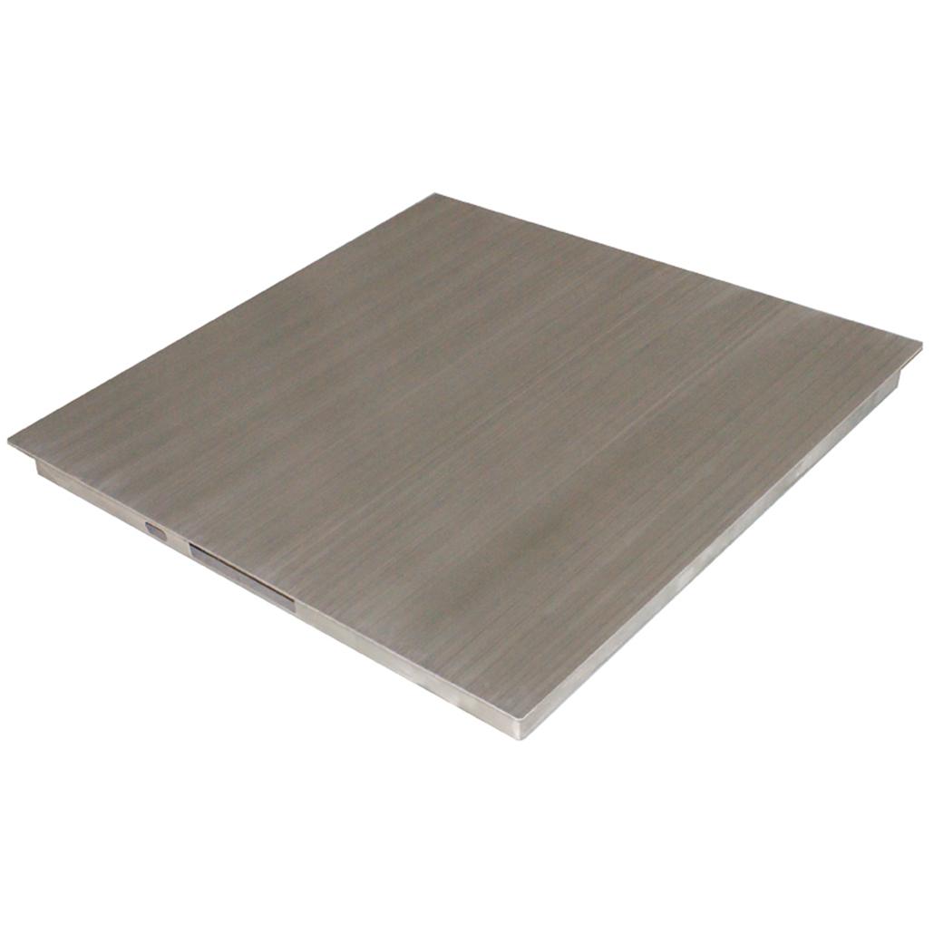 WS01P0808SF0500 Platform Scale Stainless Steel