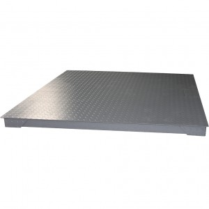 WS01P1212MC2000 Platform Scale Mild Steel