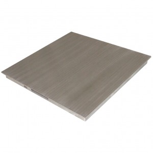 WS01P1515SF1000 Platform Scale Stainless Steel