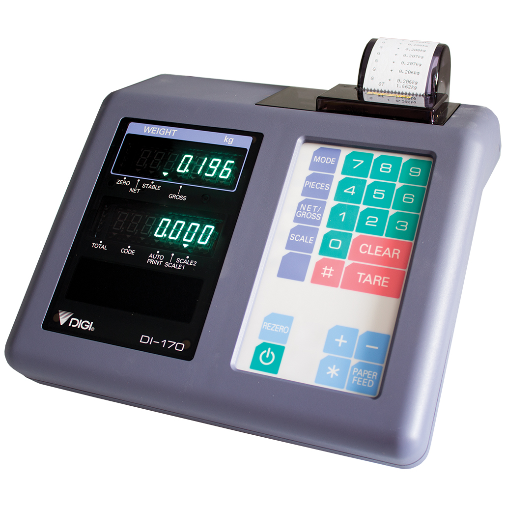 WDI170P Digital Scale Indicator